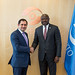 Courtesy visit by the Republic of Armenia