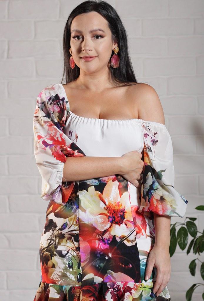 Adrienne/Rita/Dress Mashup