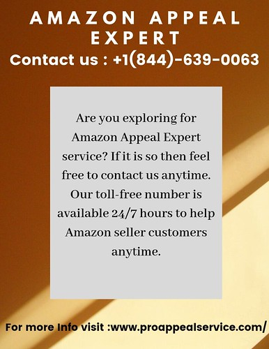 Amazon Appeal Expert | by sophiemiller941