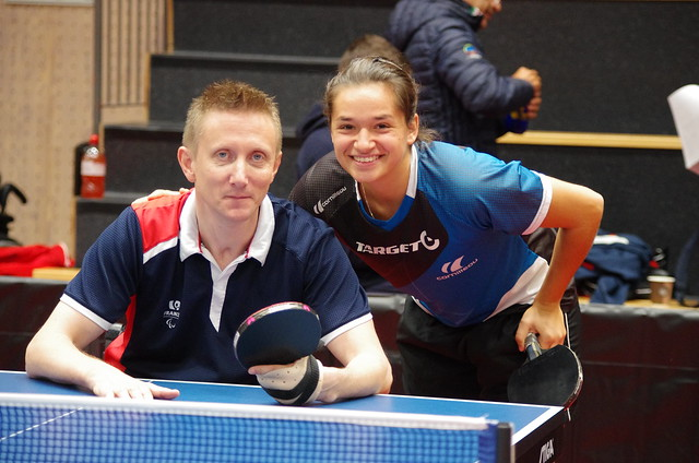 Day 1 - 2019 ITTF European Para Table Tennis Championships