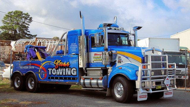 Yass Towing