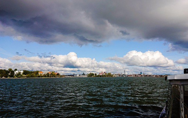Another autumn day In Helsinki