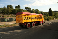 imagetaker! posted a photo:	Foden Bulk Grain Carrier - 1959