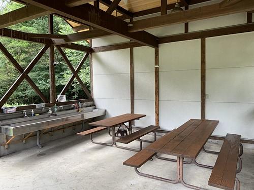 芦安キャンプサイトNo2