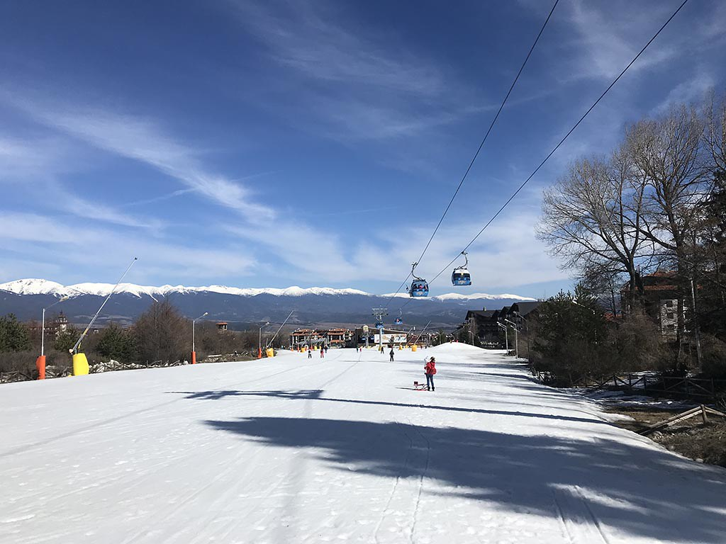 Bansko Ski Resort _ The Silver Nomad