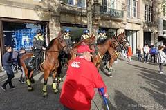 Lille supporters van de Dam naar CS