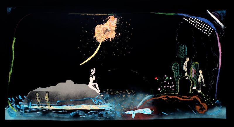 Nilbar Güreş Das U-Boat, 2018 © THE ARTIST