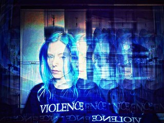 Reversing the reverse // Original photo & model: @inevernotice . . . . . #graphicdesigners #photomanipulations #abstractionism #abstract #abstractart #surrealism #grungestyle #cyberpunk #cyberpunkart #cyberart #cyberwave #glitch #glitchart #altmodel #alte