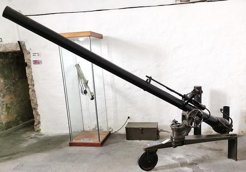 arma de fuego Museo Militar Forte de Sao Bras Ponta Delgada Isla San Miguel Azores Portugal 11