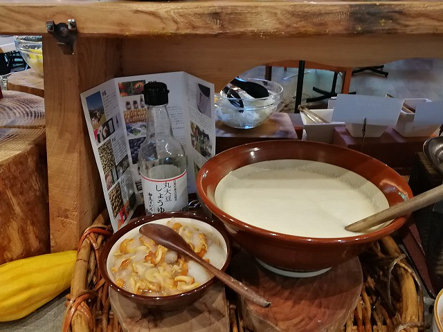 <p>さすが、長野の朝食</p>