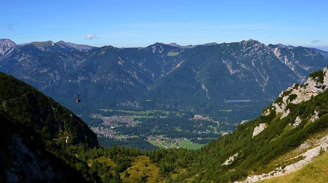 Garmisch-Partenkirchen - Valley View