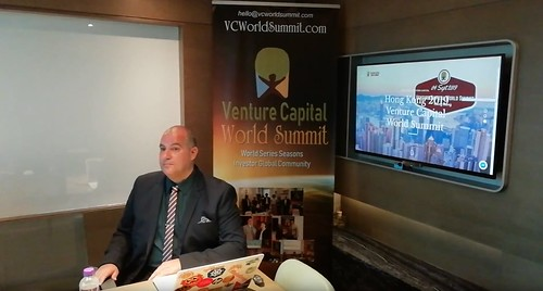 Hong Kong 2019 Venture Capital World Summit | by Innovation Entrepreneur