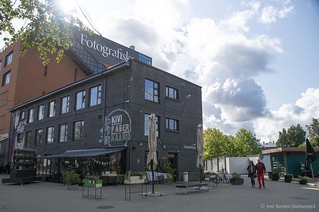 Tallinnan Fotografiska ja Kivi paber käärid -ravintola
