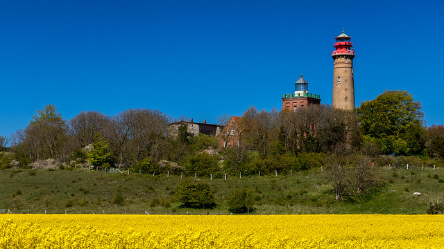 Colours - Cape Arkona: Lighthouses (Rügen, Baltic Sea, Germany)