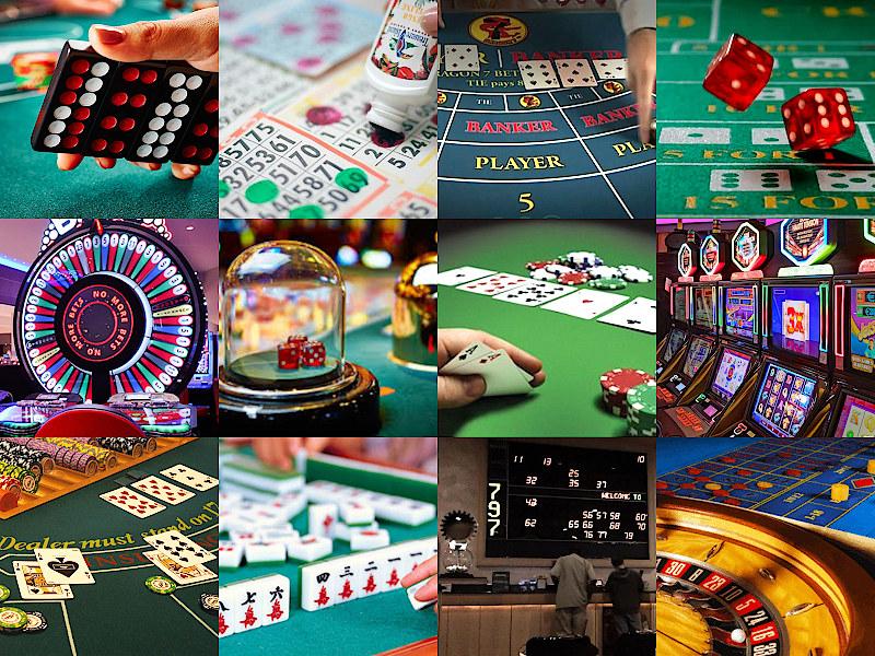 Casino Games Quiz