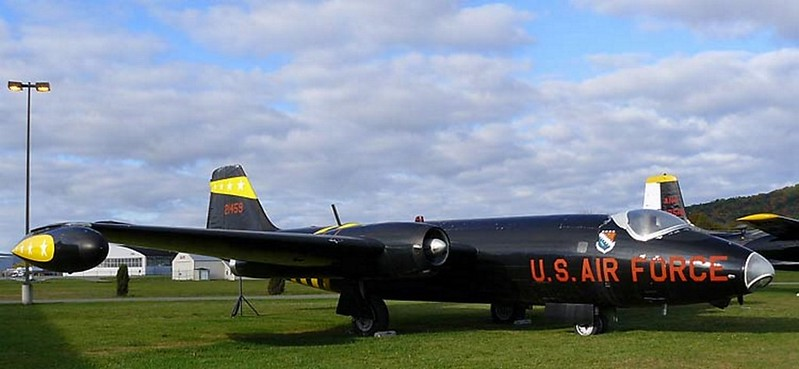 Martin RB-57 Canberra 1