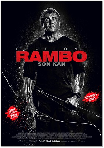 Rambo Son Kan - Rambo: Last Blood