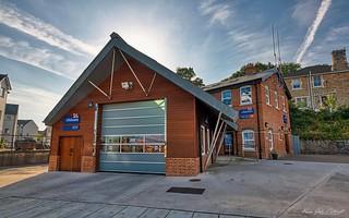 RNLI Portishead `Lifeboat Station