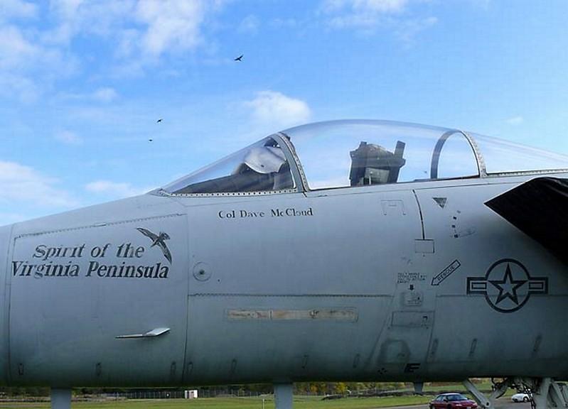 McDonnell Douglas F-15B Eagle 3
