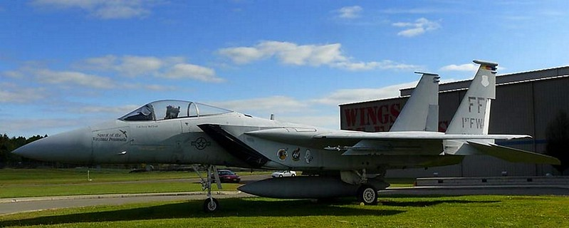 McDonnell Douglas F-15B Eagle 1