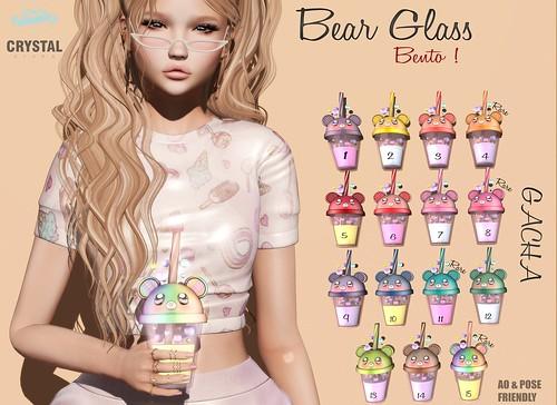 BEAR GLASS