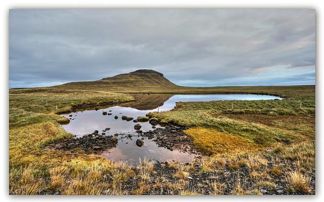 Halbinsel Snæfellsnes - Island