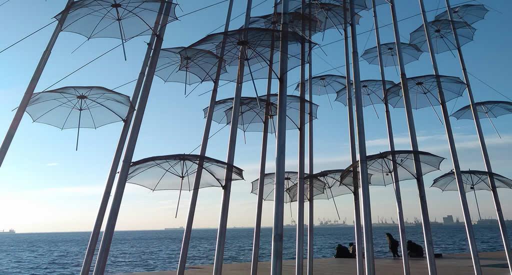 Vakantie Thessaloniki: flaneren over de boulevard | Mooistestedentrips.nl