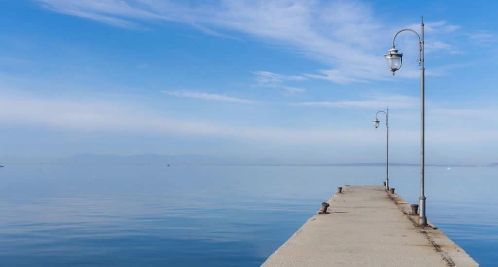 Naar het strand in Thessaloniki, Griekenland | Mooistestedentrips.nl