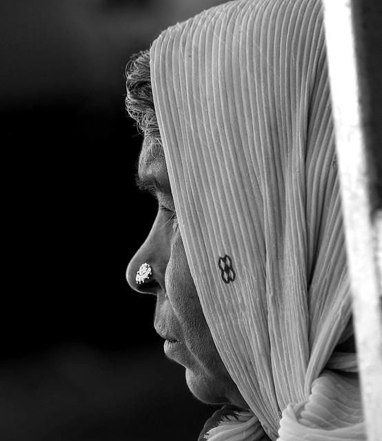 Indian woman, Kerala