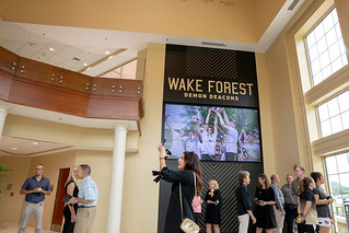 20190913_MSH_Ribbon_28fl | by WFU News Center