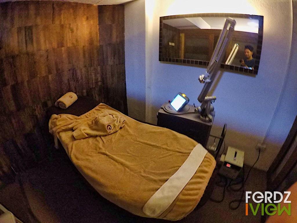 RevLite Laser room