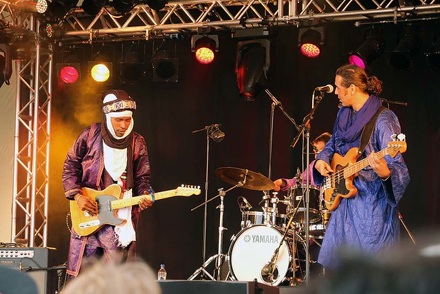 WOMAD UK15 Ezza (Niger/France)
