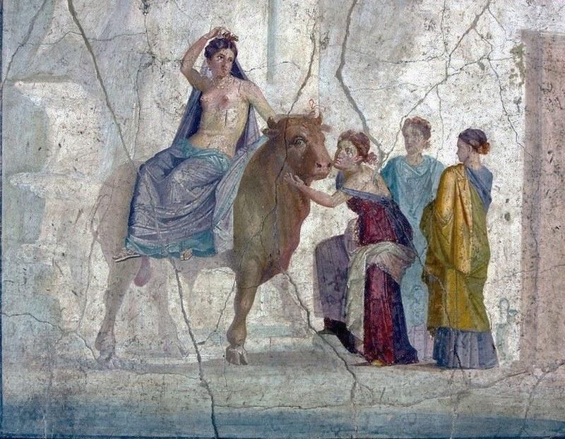 06 Фреска из Помпей