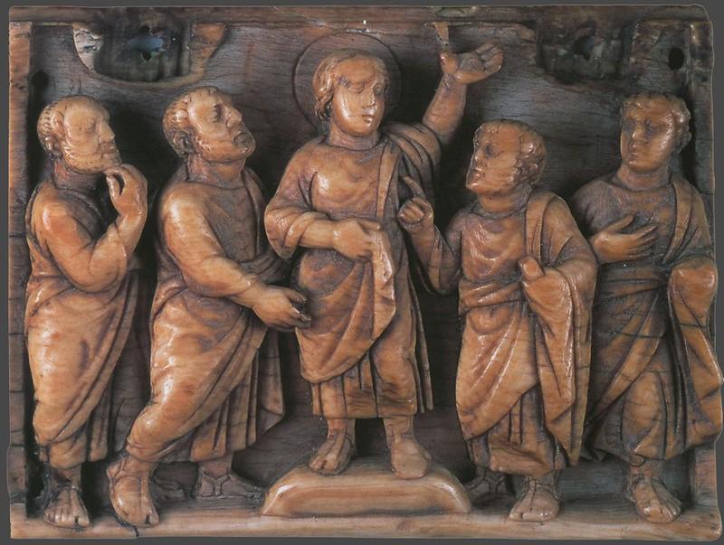 18 Уверение Фомы. 420-430 гг; Римская Империя.