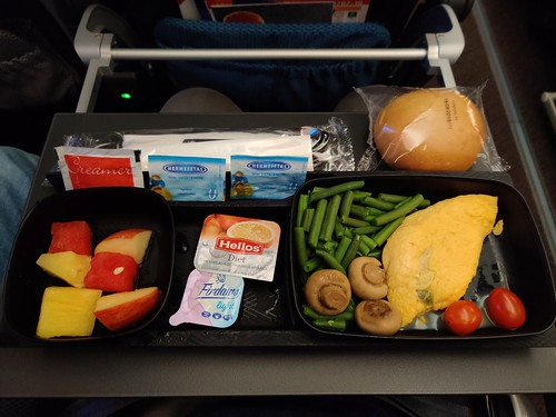 The Diabetic Meal on Singapore Airlines