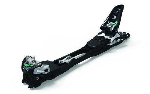 rámové skialpinistické vázání