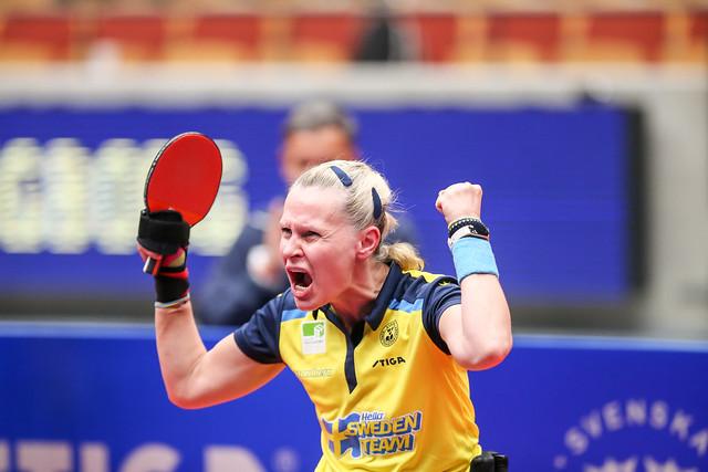 ITTF European Para Championship 20199 A Helsingborg