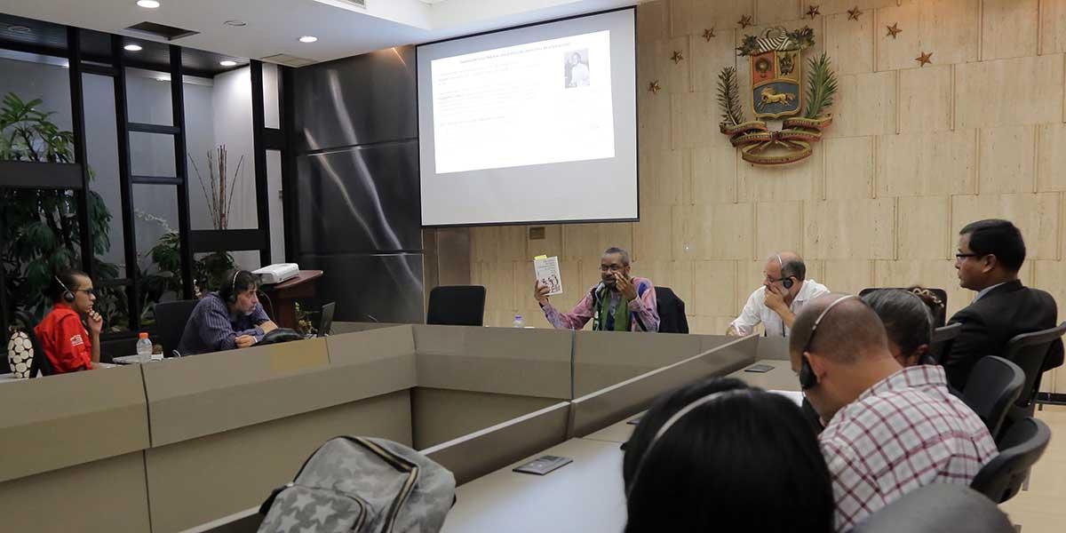 Seminario sobre Reparaciones de la Esclavitud aborda modelos de socialismo africano
