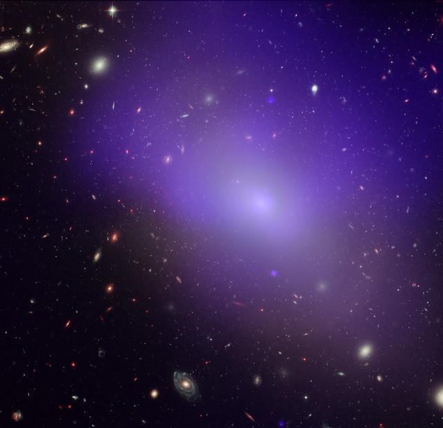 NGC 1132: A Mysterious Elliptical Galaxy