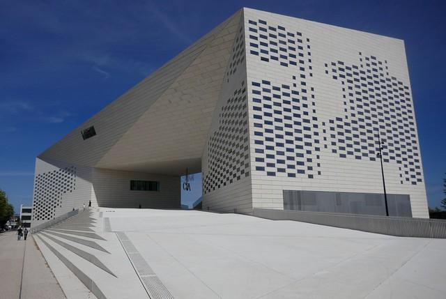 MECA, Maison de l'Economie Créative et de la Culture en Nouvelle Aquitaine, quai de Paludate, Bordeaux, Gironde, Nouvelle-Aquitaine, France.