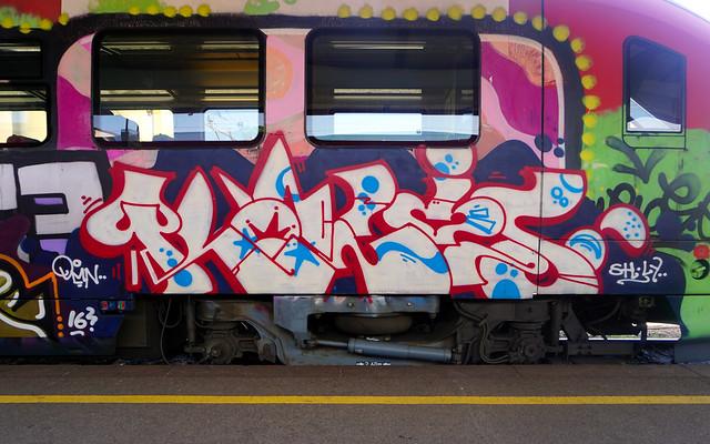 Graffiti in Maribor 2017