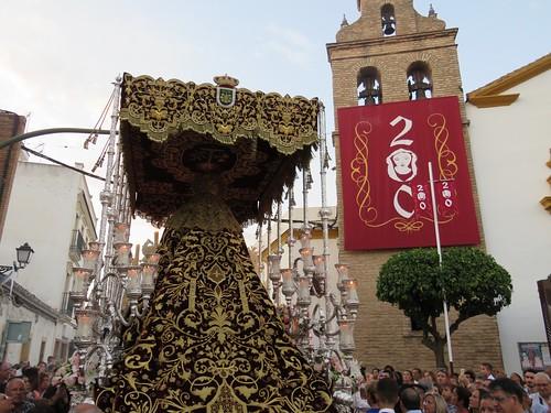 200 AÑOS DE NUESTRA SEÑORA DE LOS DOLORES DE CAMAS. 2ª PARTE