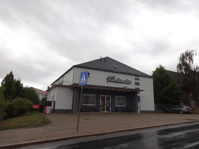 um 1936 Bleicherode Filmtheater Löwentorstraße 15 in 99752