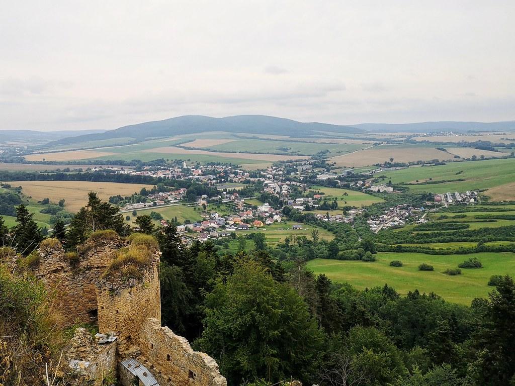 Zborov village