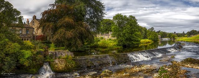 Linton Falls, Yorkshire