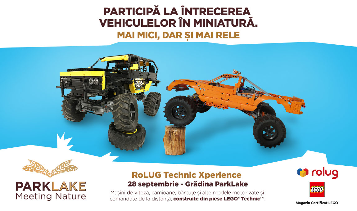 RoLUG Technic Xperience 2019