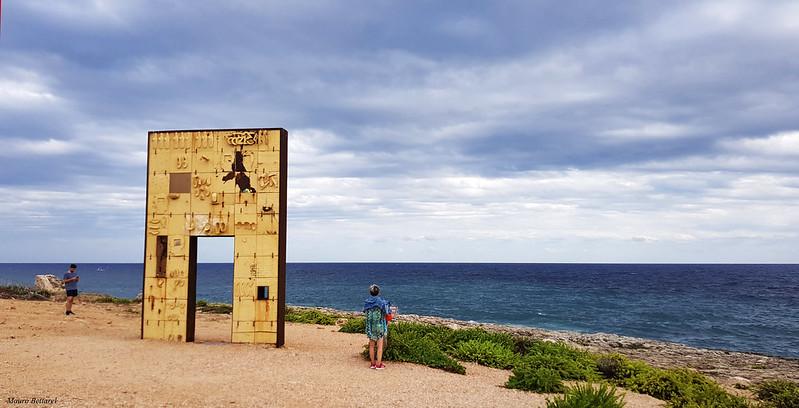 La porta d'Europa_Lampedusa