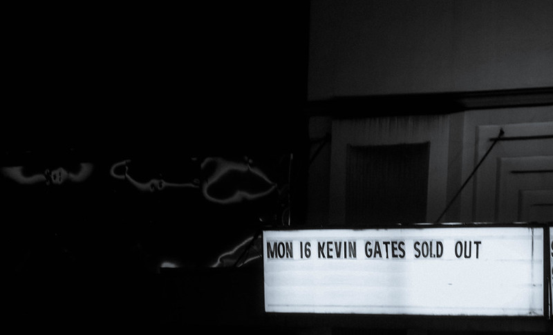 Kevin Gates in Baton Rouge