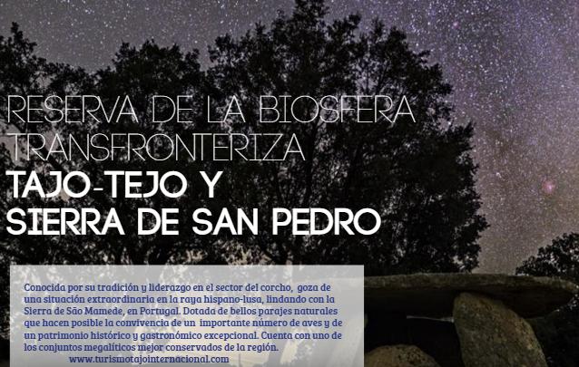 Turismo astronómico en el Parque Natural Tajo Internacional