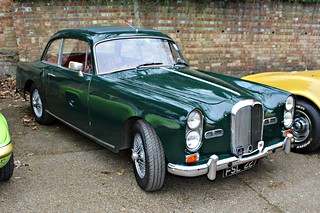 024 Alvis TE21 Sports Saloon (1966)